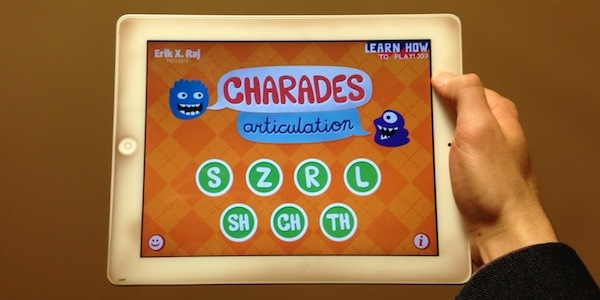 Charades Articulation Allows Students to Have Fun While Guessing Target Words