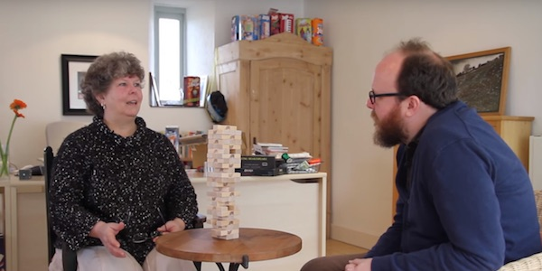 The Origins of Jenga and How We Could Help Inspire Our Speech Therapy Students