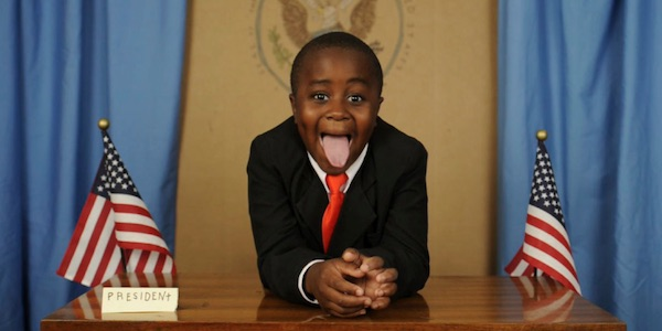Injecting Positivity into Your Speech Therapy Session with the Help of Kid President