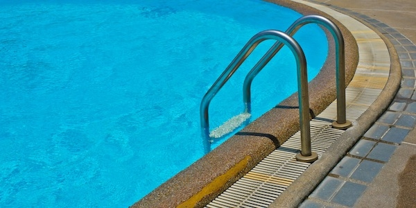 Do You Use a Ladder to Get into a Pool? Or Do You Just Jump?