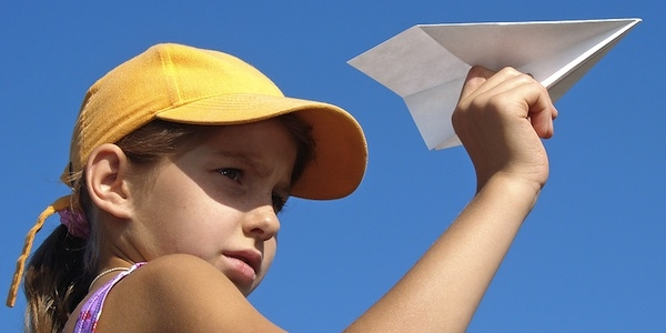 4 Steps to Fly High with Speech Therapy Paper Airplanes