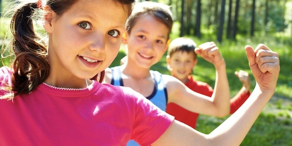 Flexing Muscles and Using Elbows in Speech Therapy [Free Download]