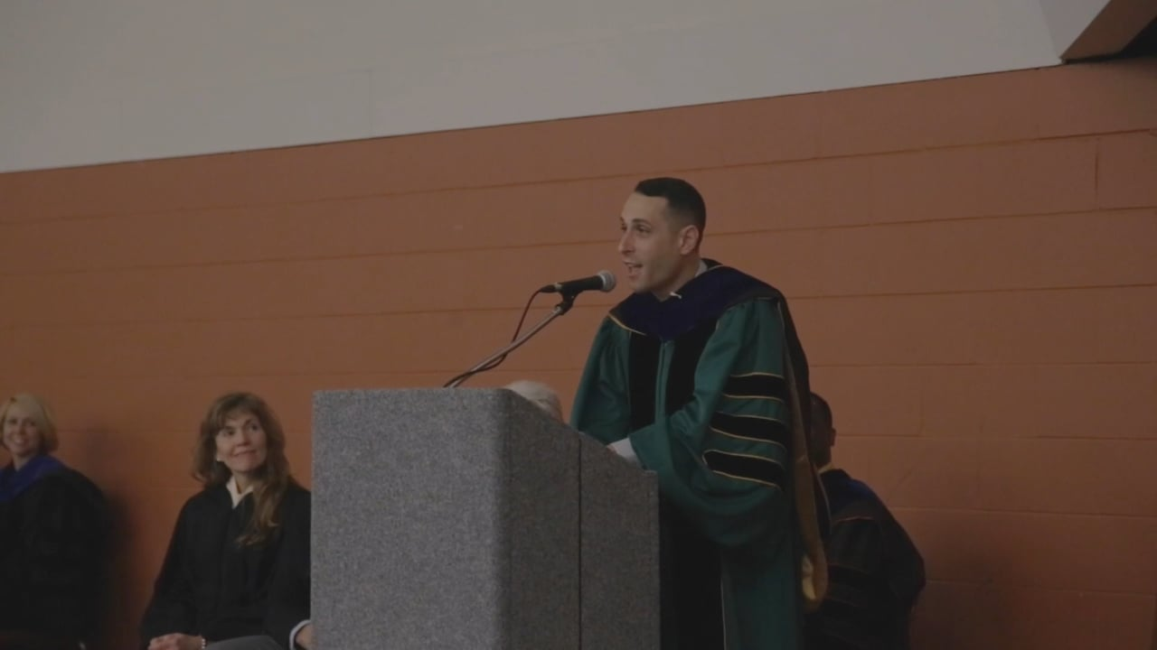 My 2017 Commencement Speech at Wayne State University