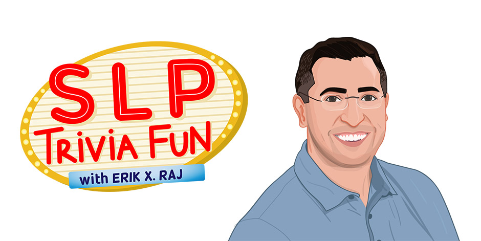 SLP Trivia Fun Welcomes Jeff Stepen from Illinois