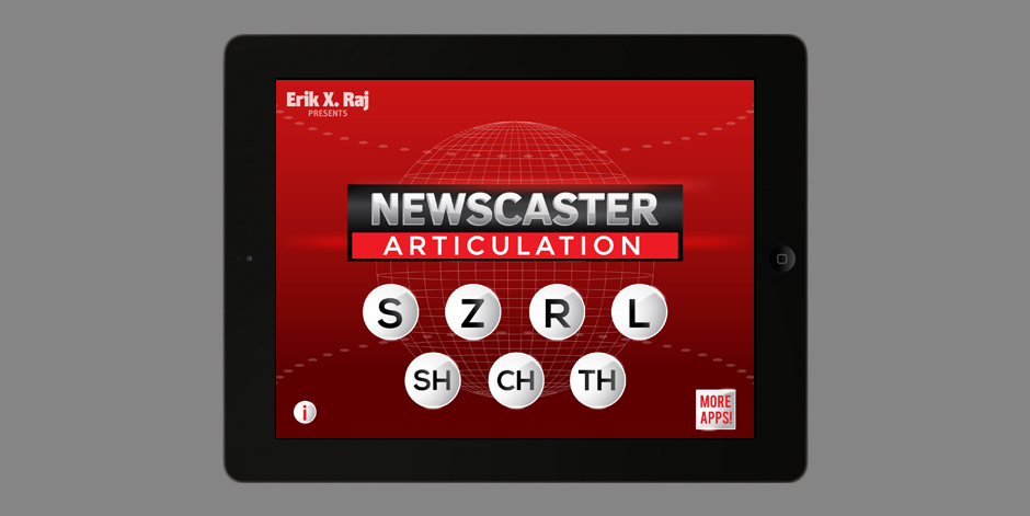Record Your Own Speech Therapy News Segment with Newscaster Articulation